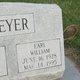 Earl William Meyer