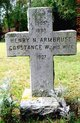 Profile photo:  Mary Constance <I>Warren</I> Armbrust