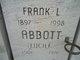 Frank Levi Abbott