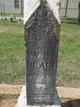 "Profile photo:  William Henry ""W. H."" Blain"