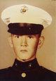 Profile photo: Sgt Von Steven Anderson