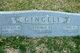 Mae <I>Little</I> Gingell