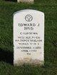 Edward Josiah Bird