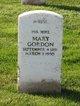Mary Ann <I>Gordon</I> Bird