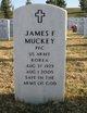 James F Muckey