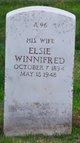 Elsie Winnifred <I>Critchett</I> Petri