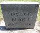 David W Beach