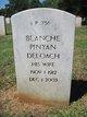 Profile photo:  Blanche Onia <I>Pinyan</I> Deloach