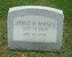 Corp James B Barnes