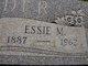 Essie M <I>Angstadt</I> Welder