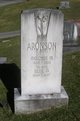 Profile photo:  Elsie M. <I>Carlson</I> Aronson