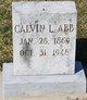Profile photo:  Calvin L Abb