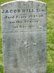Jacob Hill, Sr