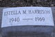 Estella M. Harrison