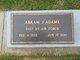 Profile photo:  Abram J Adams