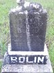 Adran E. Bolin
