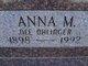 Profile photo:  Anna M <I>Ohlinger</I> Barlet