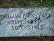 "William Parks ""Billy"" Price"