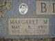 "Profile photo:  Margaret Marie ""Momma Dude"" <I>White</I> Biggs"