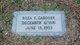 Rosa E Gardner