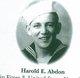Profile photo:  Harold Eugene Abdon
