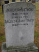 Matilda Jane <I>Smith</I> Armstrong