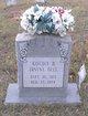 Profile photo:  Goldie B. <I>Irvine</I> Bell
