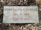Howe Lloyd Chandler