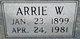 Arrie W. Norton