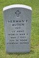 Profile photo:  Herman F Auten
