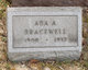 Profile photo:  Ada A Bracewell