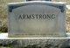 John F Armstrong, Sr