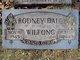 Rodney Dale Wilfong