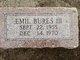 """Emil """"Fido"""" Bures, III"""
