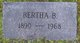 Bertha B. <I>Barnes</I> Andrews