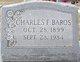 Profile photo:  Charles Frank Baros