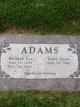 Profile photo:  Richard Lee Adams