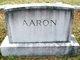 Profile photo:  William Mercer Aaron