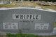 Profile photo:  Allen Whipple, Jr