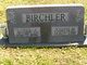Esther A <I>Wagner</I> Birchler