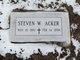 Steven Wayne Acker