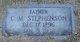 Clarance Milton Stephenson