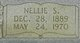 Nellie E <I>Spivey</I> Hargrave