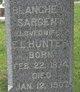 Profile photo:  Blanche <I>Sargent</I> Hunter
