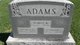 Profile photo:  Almina <I>Wylie</I> Adams