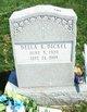 Della K. <I>Rupert</I> Dickel