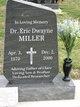 Dr Eric Dwayne Miller