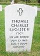 "Thomas Charles ""Tommy"" Lagasse, II"
