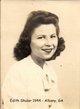 Edith Alean <I>Shular</I> Everett