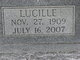 Lucille Gentry